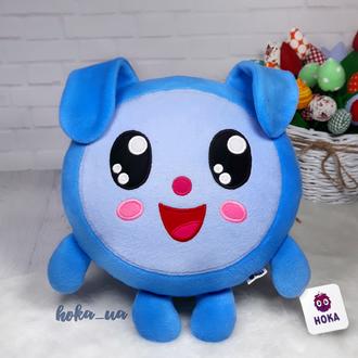Мягкая игрушка - подушка Малышарики Крош, Крошик.