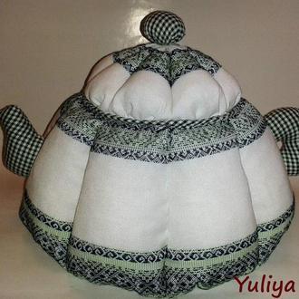 Чайник-грелка ручной работы