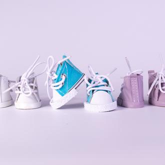 Взуття для інтер'єної ляльки чи тільди