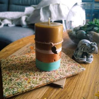 Свеча из пчелиного воска
