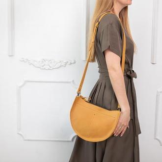 Сумка жіноча  кожаная сумка SEMI