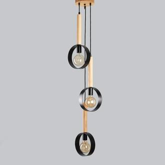 Длинный подвес HD 200-3 для лестничных пролетов, высоких потолков.