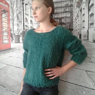 """Пуловер """"Изумруд"""""""