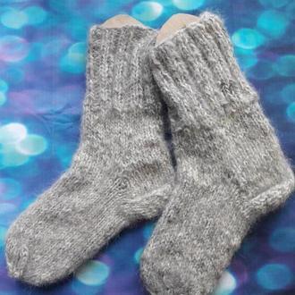 Шкарпетки з собачої шерсті