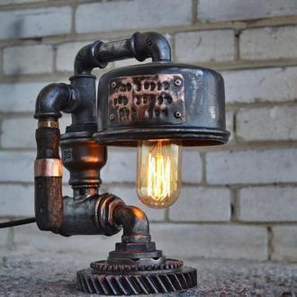 """Настольная лампа """"Оживление"""""""