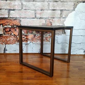 Кофейный столик для кальяна лофт
