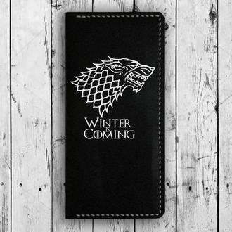 Travel Wallet, Game of Thrones, Обложка на паспорт Игра престолов, Клатч
