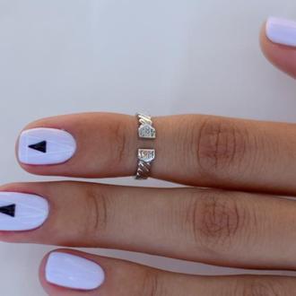 """Фаланговое кольцо Корд I""""M 482"""