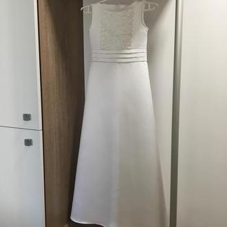 Изысканное платье на первое причастие
