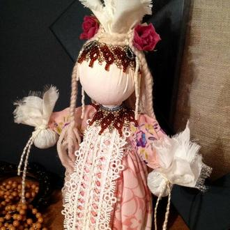 Оберегова лялька Травничка