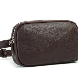 Sandra Waist Bag brown (артикул: wb021.1)