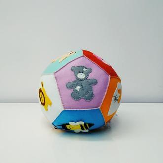Развивающий мячик