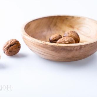 Пиала из древесины вяза