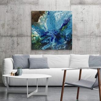 """Картина """"Спогад про блакитне море"""""""