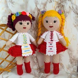 "Кукла украиночка,кукла в подарок,интерьер""эрна кукла,сувенирная кукла."