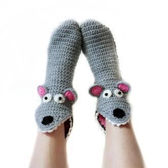 Носки-мышки