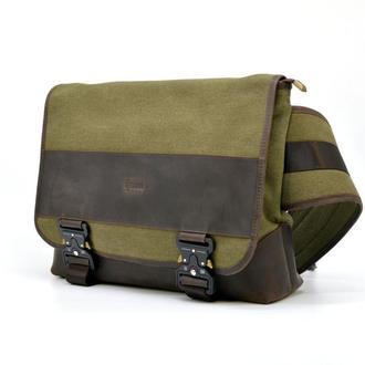 Суперстильная мужская сумка-рюкзак через плечо RH-1737-4lx бренд TARWA