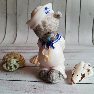 """Сувенирное мыло """"Тедди морячек"""""""