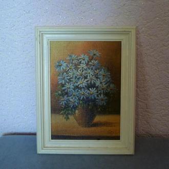 Картины Натюрморты с цветами