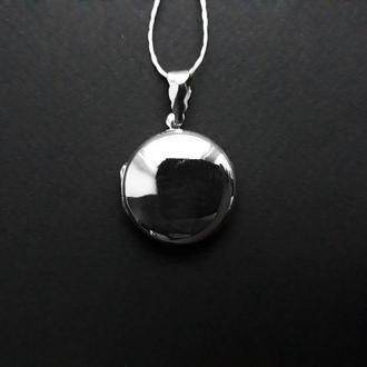 Открывающийся медальон для фото 6.2