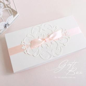 "GiftBox ""Pino""  цвет 5 - открытка в коробочке"