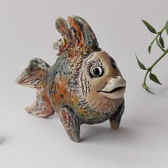Статуетка Рибки Фігурка у вигляді риби