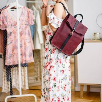 Рюкзак для девушки, женский кожаный рюкзак, рюкзак на одно плечо, рюкзаки женские для ноутбука