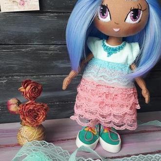 Текстильная куколка Шиммер&Шайн!