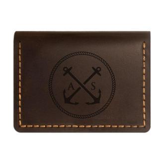 Портмоне - Обложка для автодокументов (права, тех. паспорт, ID карта, пропуск) с гравировкой