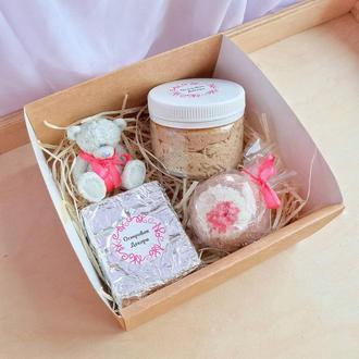 Подарочный набор «Шоколадный рай», подарок для девушки, на день рождения