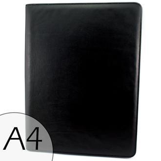 Папка для документов кожаная А4 Crez-701