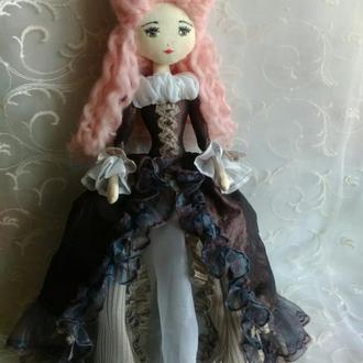 Лялька текстильна