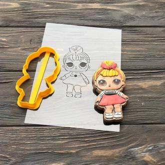 Куколка ЛОЛ#3