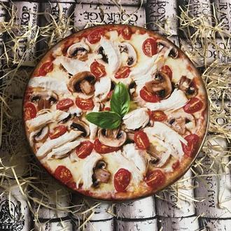 """Сырная доска """"Пицца"""""""