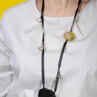 Женское украшение для тела с ёжиком