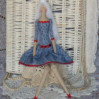 Кукла в стиле Тильда Лаура 48см