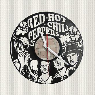 часы настенные Ред Хот Чилли Пеперс Red Hot Chili Peppers