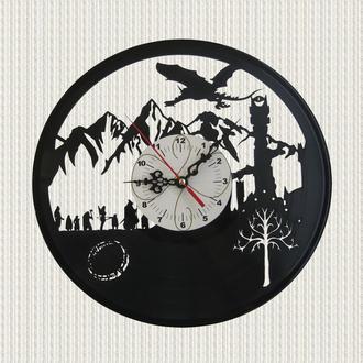 часы Властелин колец, эпизод с драконом  lord of the rings, episode with the dragon