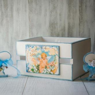 Ящик короб для хранения
