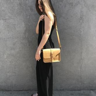 Женская кожаная сумка ( Арт. 06019 )