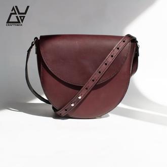 Небольшая сумочка (BS002 marsala)