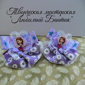 Резинки для волос Принцесса София