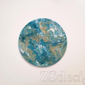 Настенный декор - Абстрактная живопись