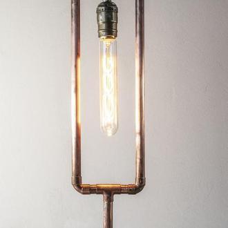 """Настольная лампа """"Copper light"""""""