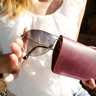 Жіночий чохол на окуляри - Чоловічий чохол