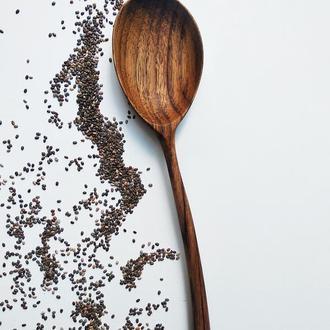 Ложка із дерева деревянная ложка
