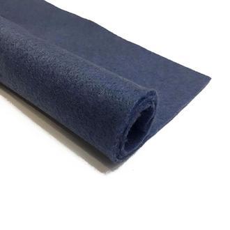 Фетр сизый 1.3 мм 20*30 см | № 00960