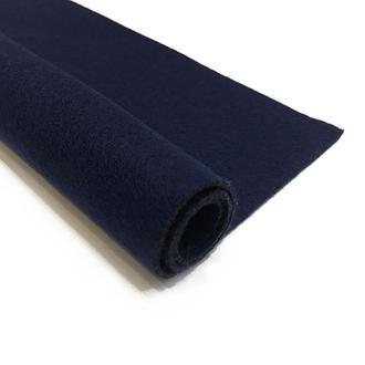 Фетр чернильно-синий 1.3 мм 20*30 см | № 00961