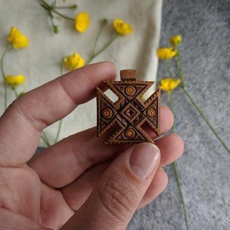 Дерев'яний хрестик