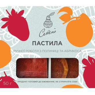 Пастила клубника/абрикос